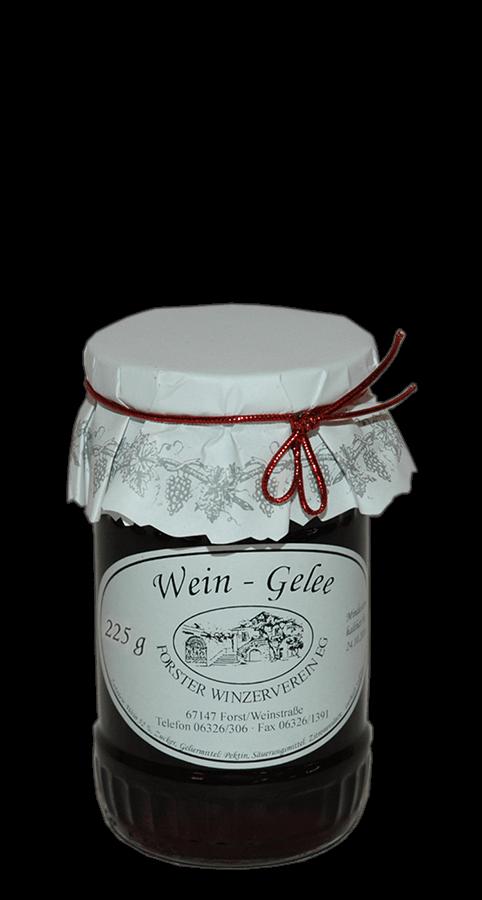 Weingelee rot, 225g