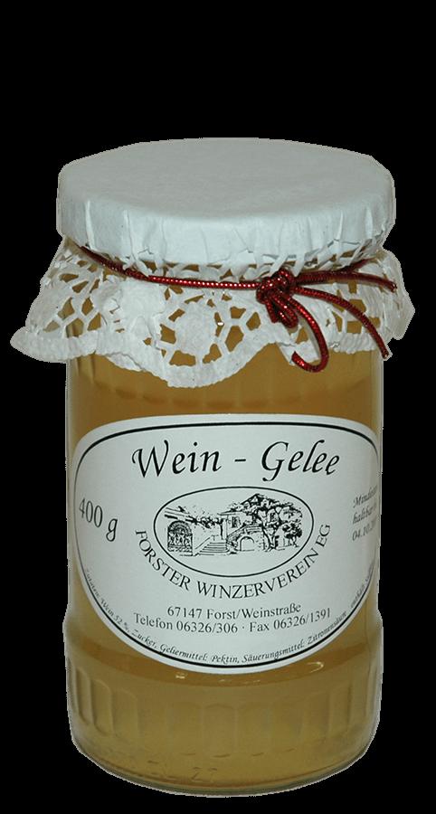 Weingelee weiß, 400g